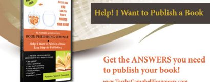 Help! I Want to Publish