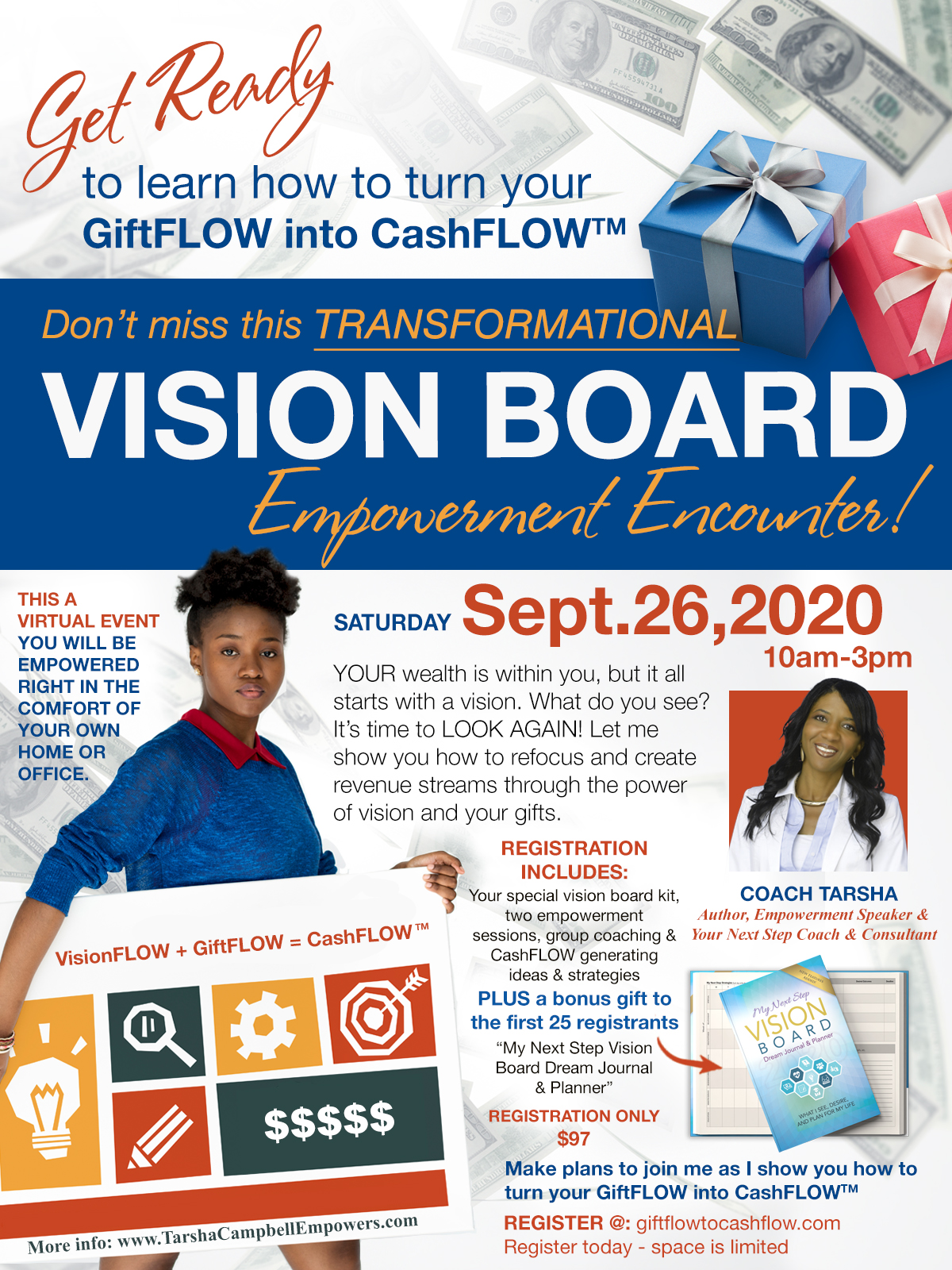 GiftFLOW to CashFLOW Vision Board Workshop_Sept2020
