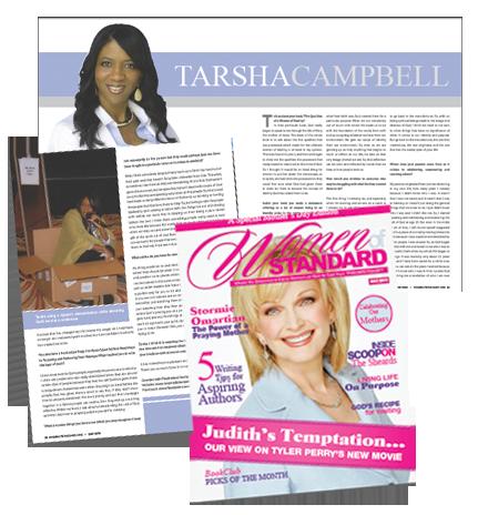 TC Women of Standard Magazine Feature