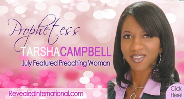 Tarsha Campbell Preaching Women Feature